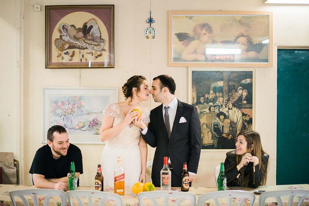 חתונות חורף